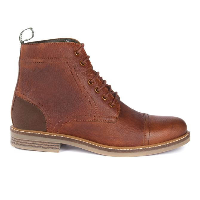 Barbour Dalton Leather Boots