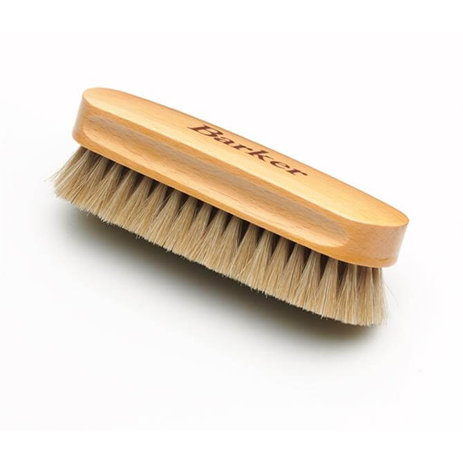 Barker Small Horsehair Brush