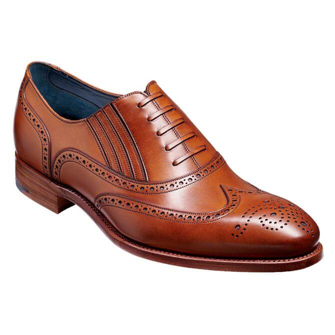 Barker Timothy Brogue Shoe