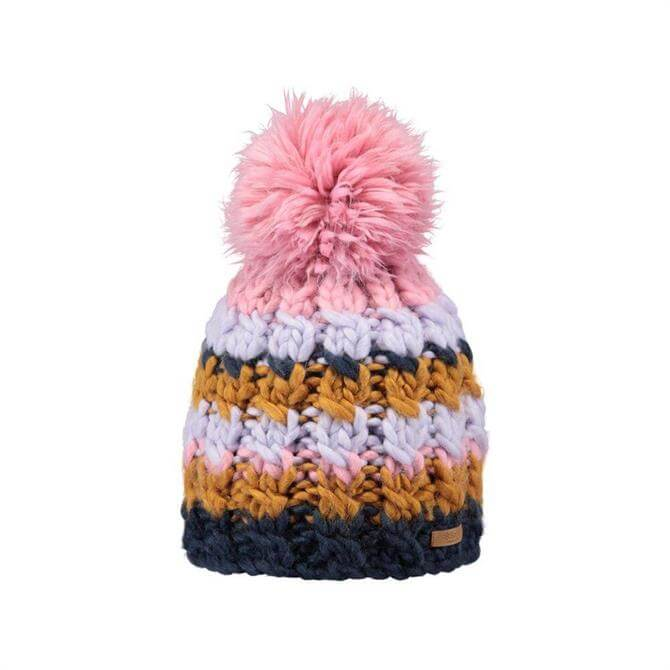 Barts Feather Ultimate Winter Beanie- Amber