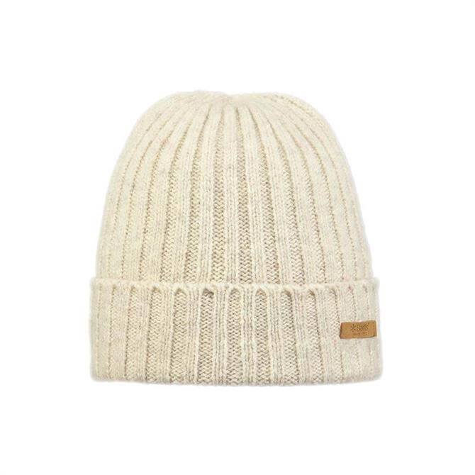Barts Silje Beanie Hat- Oyster