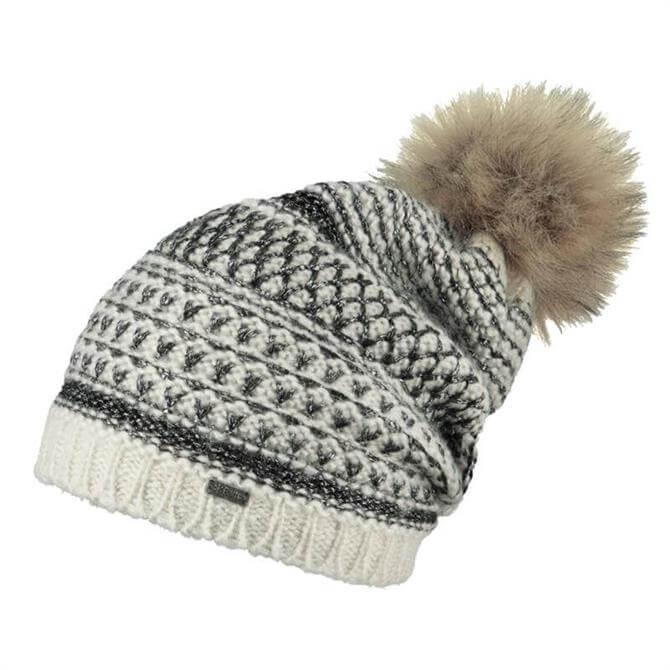 Barts Aurora Beanie Hat- Mascarpone