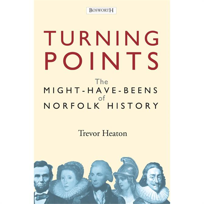 Turning Points by Trevor Heaton (Paperback)