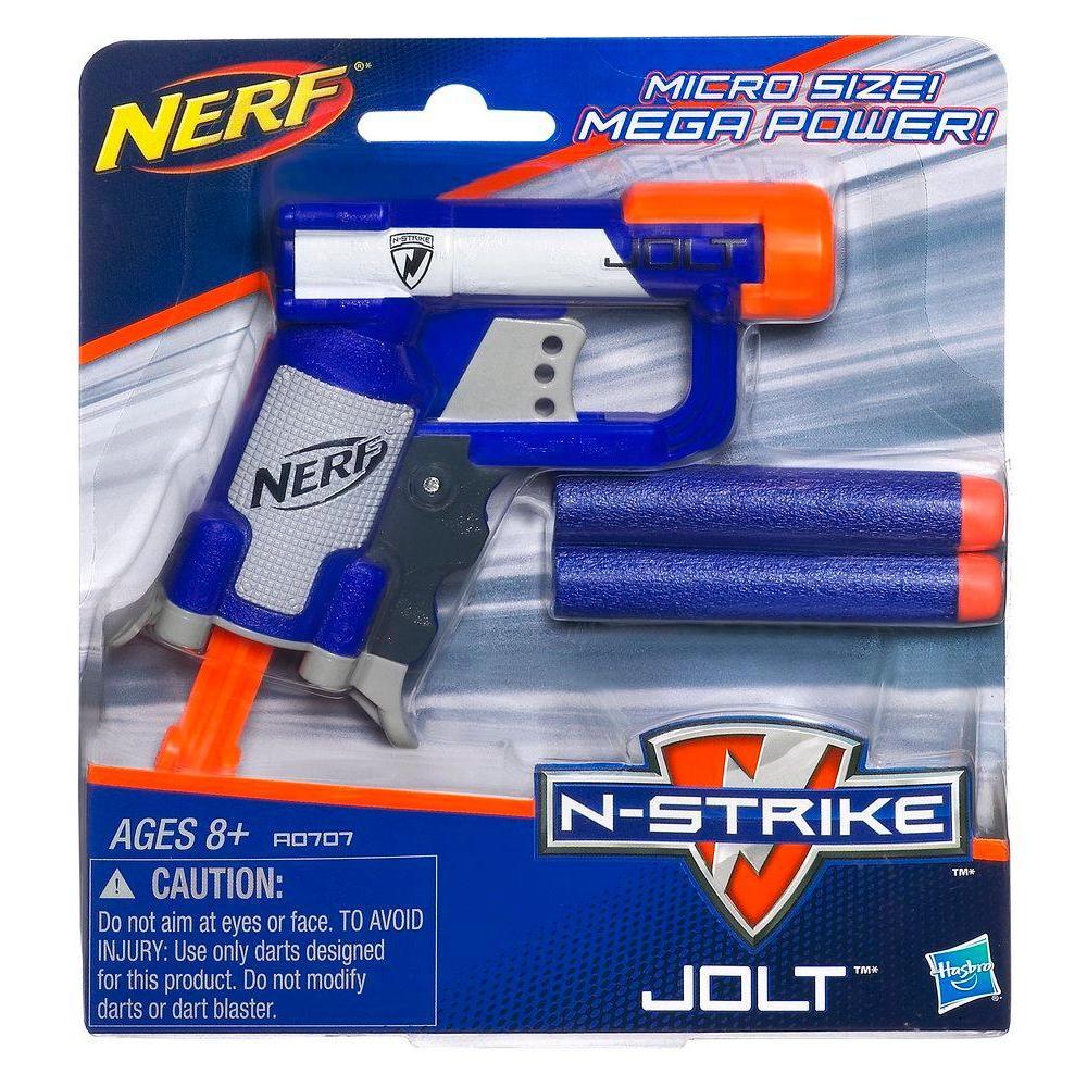 An image of Nerf N Strike Elite Jolt Blaster