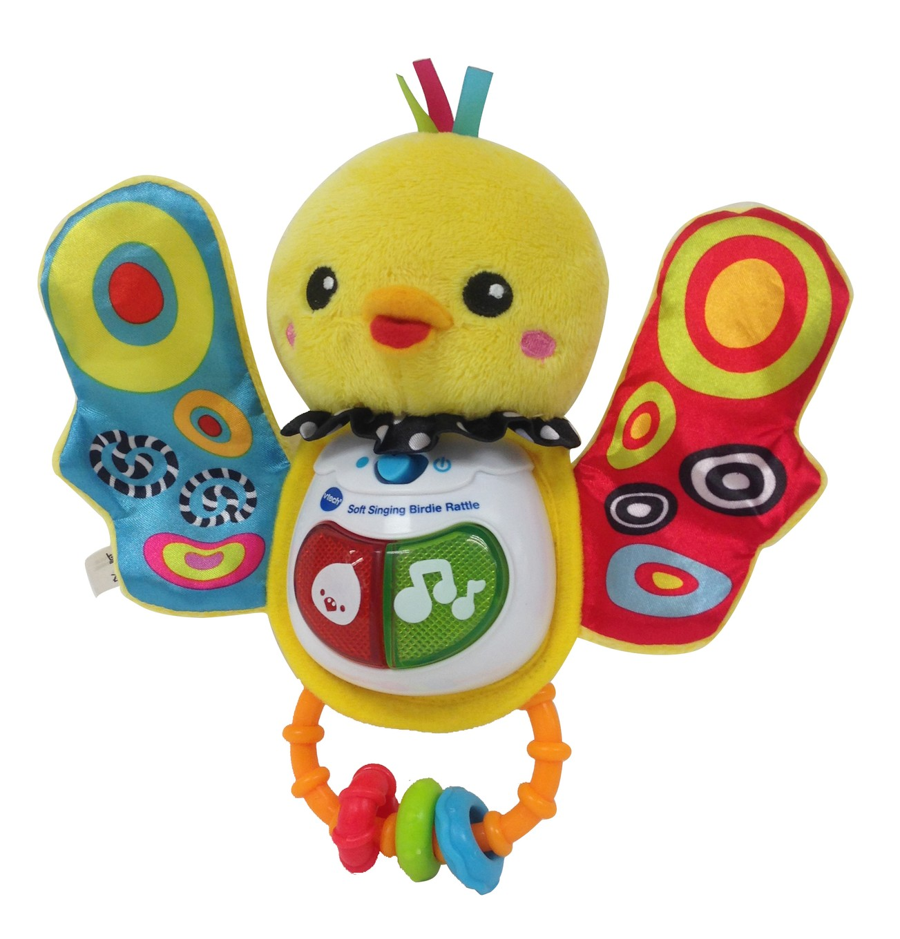 An image of Vtech Soft Singing Birdie Rattle