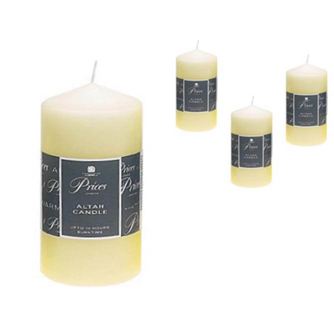 Prices Altar Candle - 15 cms