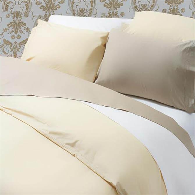 Belledorm 200 Count Egyptian Cotton Flat Sheet