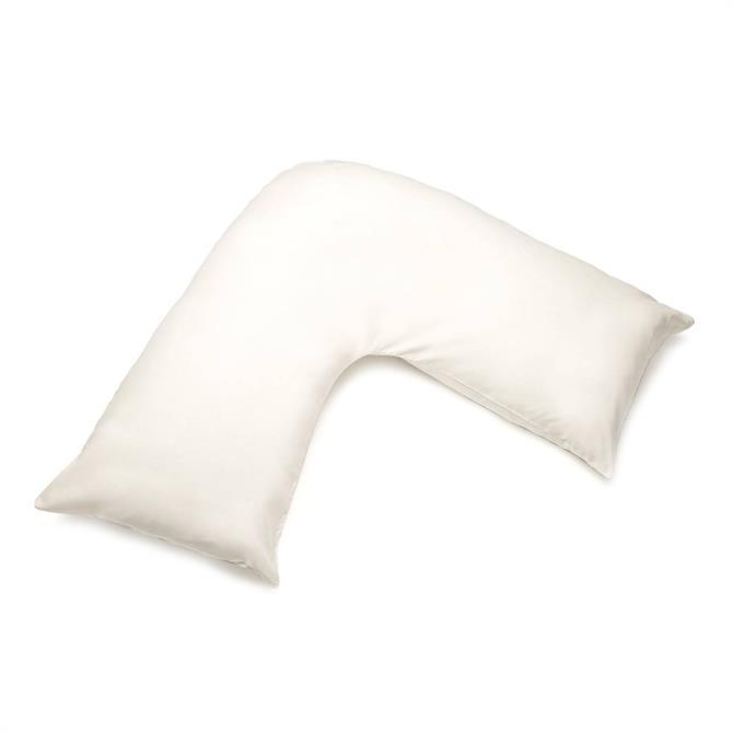 Belledorm V-Shape Pillowcase: 200TC
