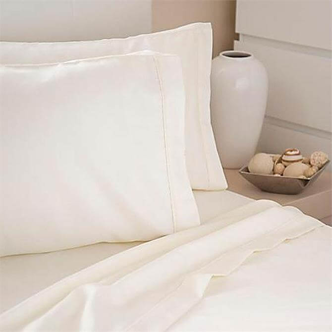 Belledorm Cotton Rich Flat Sheet