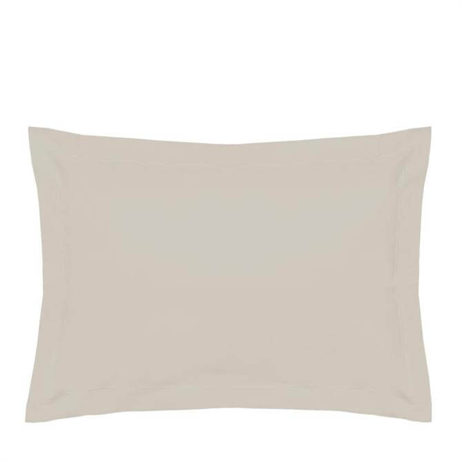Belledorm Egyptian Cotton Thread Count Oyster Pillowcase
