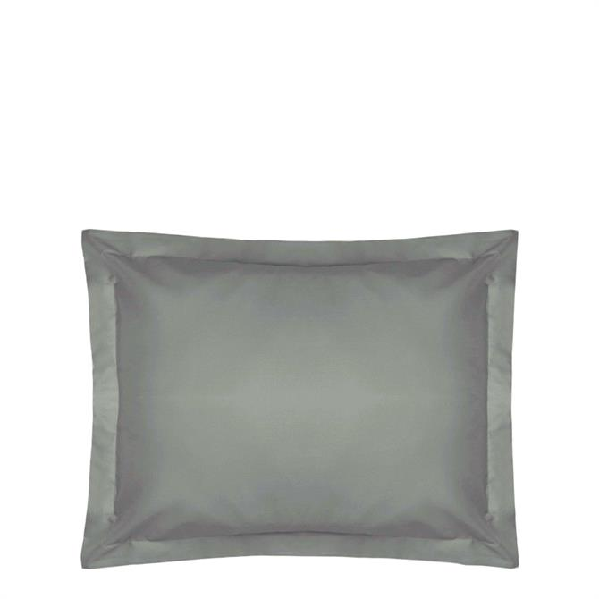 Belledorm Egyptian Cotton Thread Count Slate Pillowcase