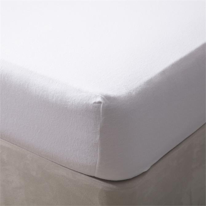 Belledorm Brushed Cotton Fitted Sheet