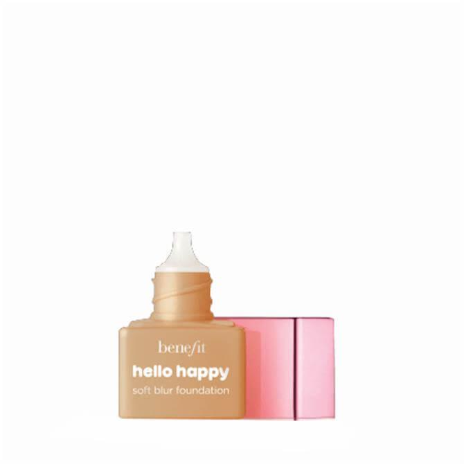 Benefit Hello Happy Soft Blur Foundation Travel Sized Mini