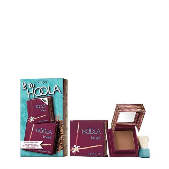 Benefit 2 to Hoola Bronzer Duo
