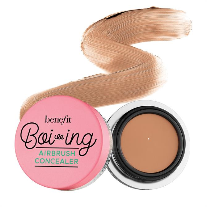 Benefit Boi-ing Airbrush Concealer: Shades 4 to 6