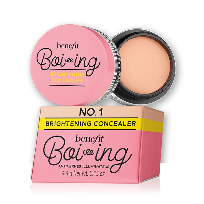 Benefit Boi-ing Brightening Concealer: Shades 1 To 3