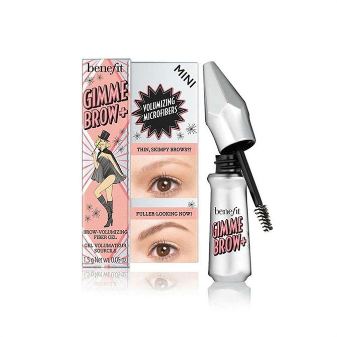 Benefit Gimme Brow+ Volumising Eyebrow Gel Travel Size Mini
