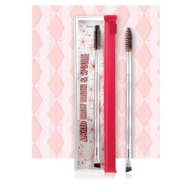 Benefit Angled Brow Brush and Spoolie