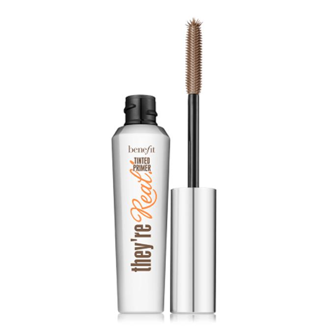 Benefit they're real! Tinted Primer Mascara