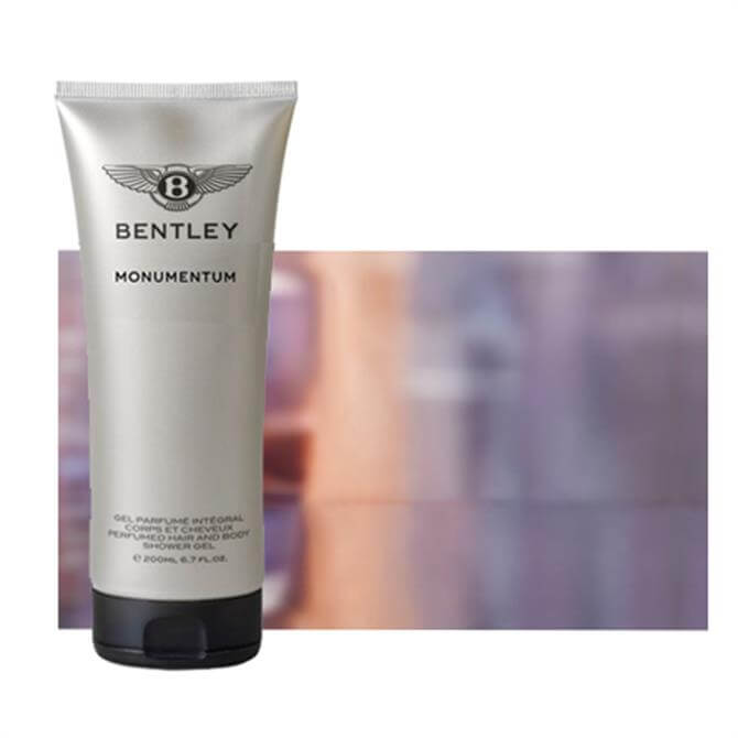 Bentley Momentum Shower Gel 200ml