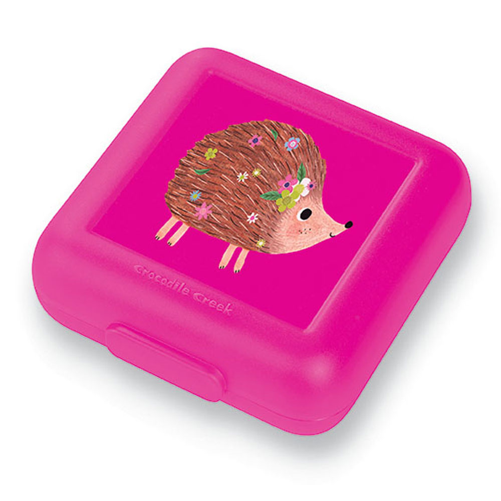 An image of Crocodile Creek Hedgehog Sandwich Lunch Box