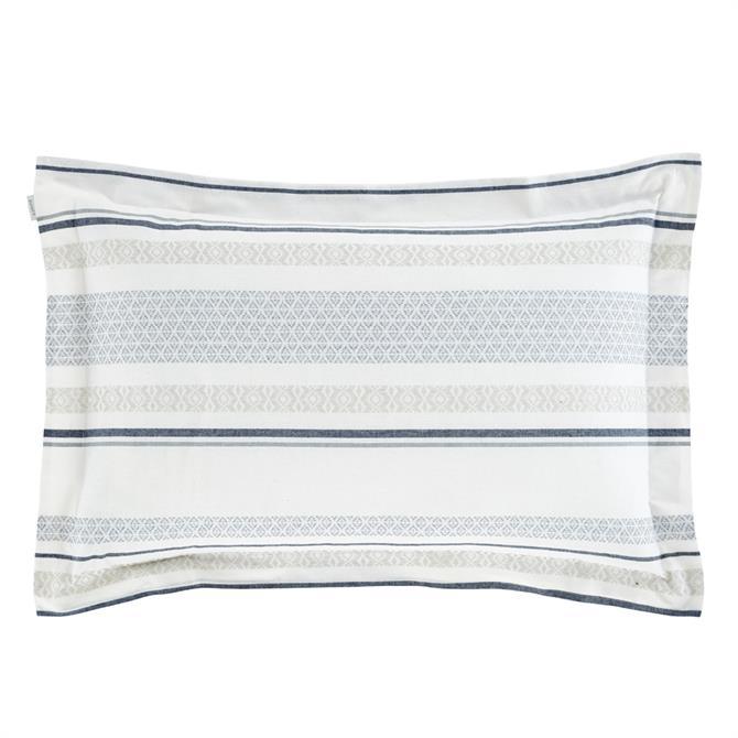 Bianca Stripe Cotton Weave Oxford Pillowcase