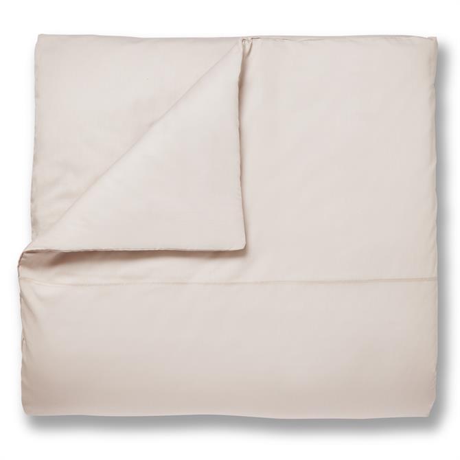 Bianca Neutral Plain Dye TC200 Cotton Quilt Cover