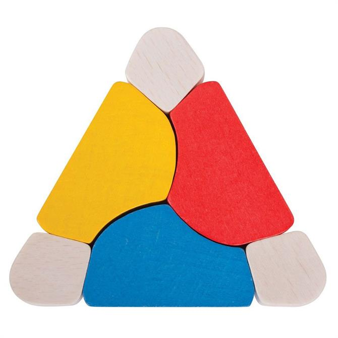 Bigjigs Triangle Twister