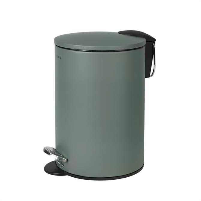 Blomus Agave Green 3L Pedal Bin