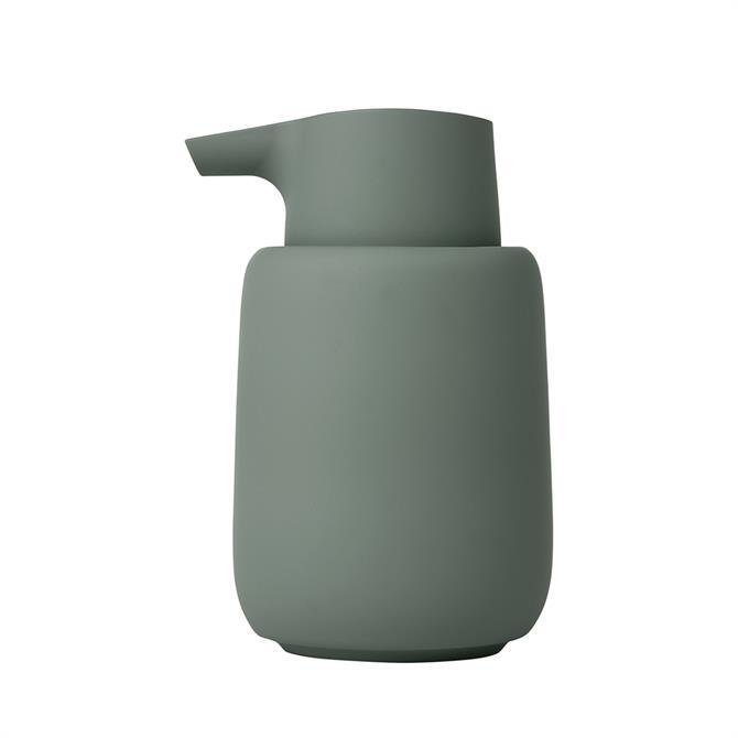Blomus Agava Green Soap Dispenser
