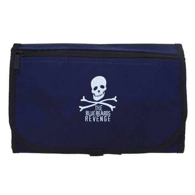Bluebeards Revenge Blue Washbag