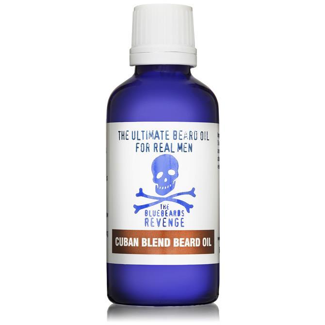 Bluebeards Revenge Cuban Blend Classic Beard Oil 50ml