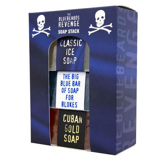 Bluebeards Revenge Soap Stack Kit