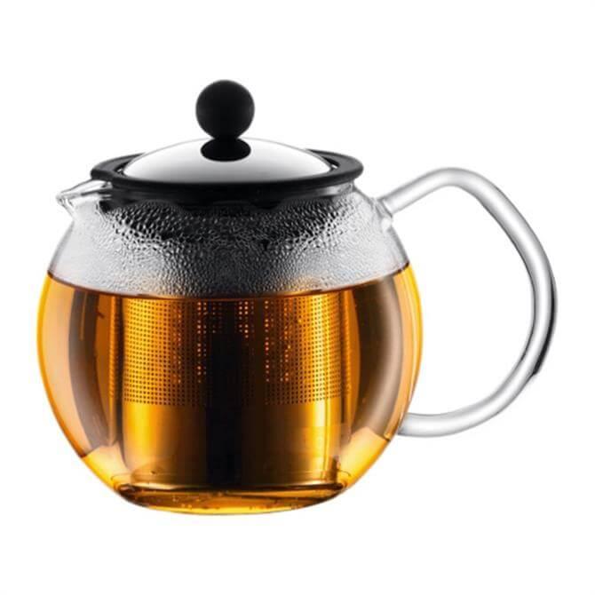 Bodum Assam Tea Press 0.5 Litre with Stainless Steel Filter