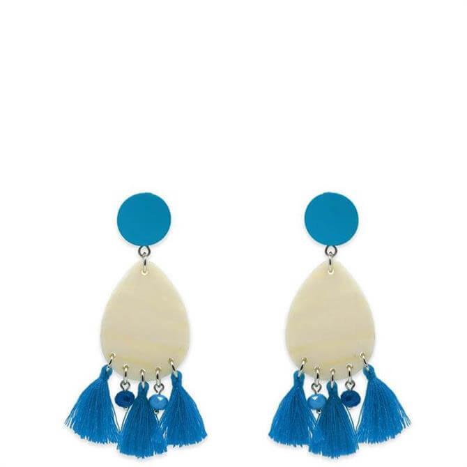 Boho Betty Jota Tassel Earrings