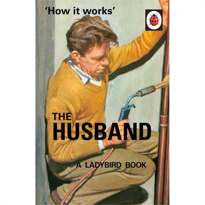 Ladybird Books for Grown-ups How It Works - The Husband  by Jason Hazeley & Joel Morris (Hardback)