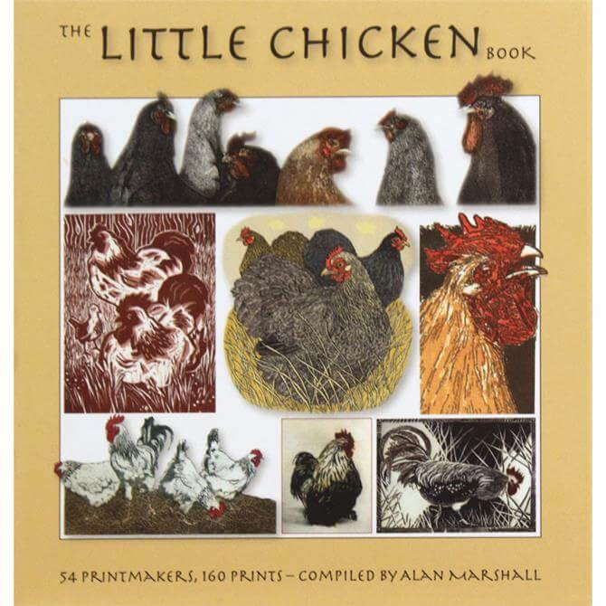 The Little Chicken Book by Alan Marshall (Small Hardback)