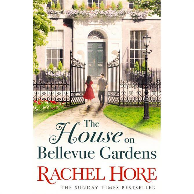 The House on Bellevue Gardens by Rachel Hore (Paperback)