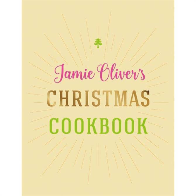 Jamie Oliver's Christmas Cookbook (Hardback)