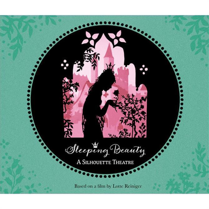 Silhouette Theatre - Sleeping Beauty by Lotte Reiniger (Hardback)