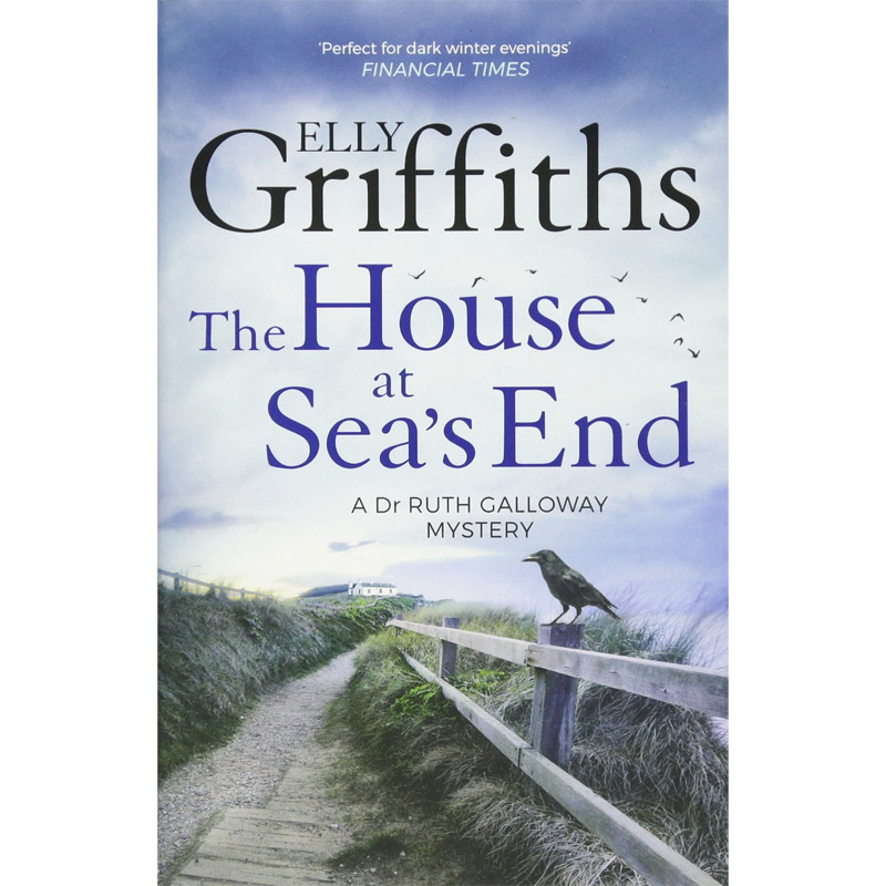 An image of The House at Sea's End: The Dr Ruth Galloway Mysteries 3 by Elly Griffiths (Pape...