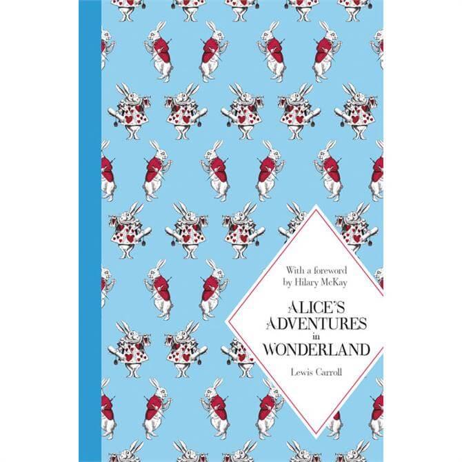 Alice's Adventures In Wonderland by Lewis Carroll: Macmillan Classics Edition (Hardback)
