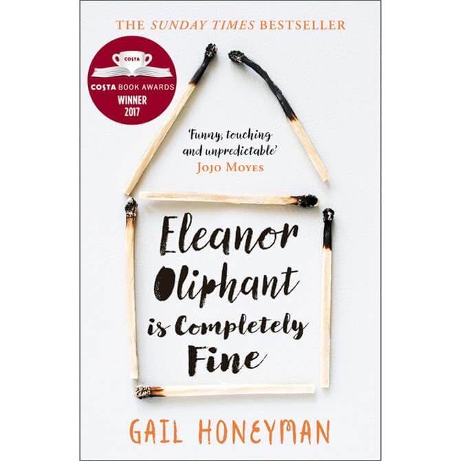 Eleanor Oliphant is Completely Fine by Gail Honeyman (Paperback)