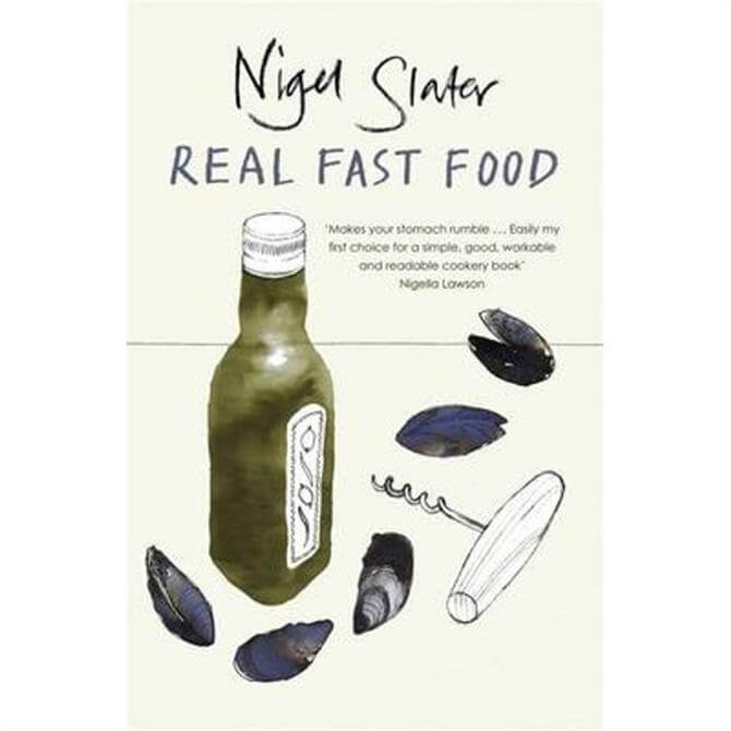 Real Fast Food by Nigel Slater (Paperback)