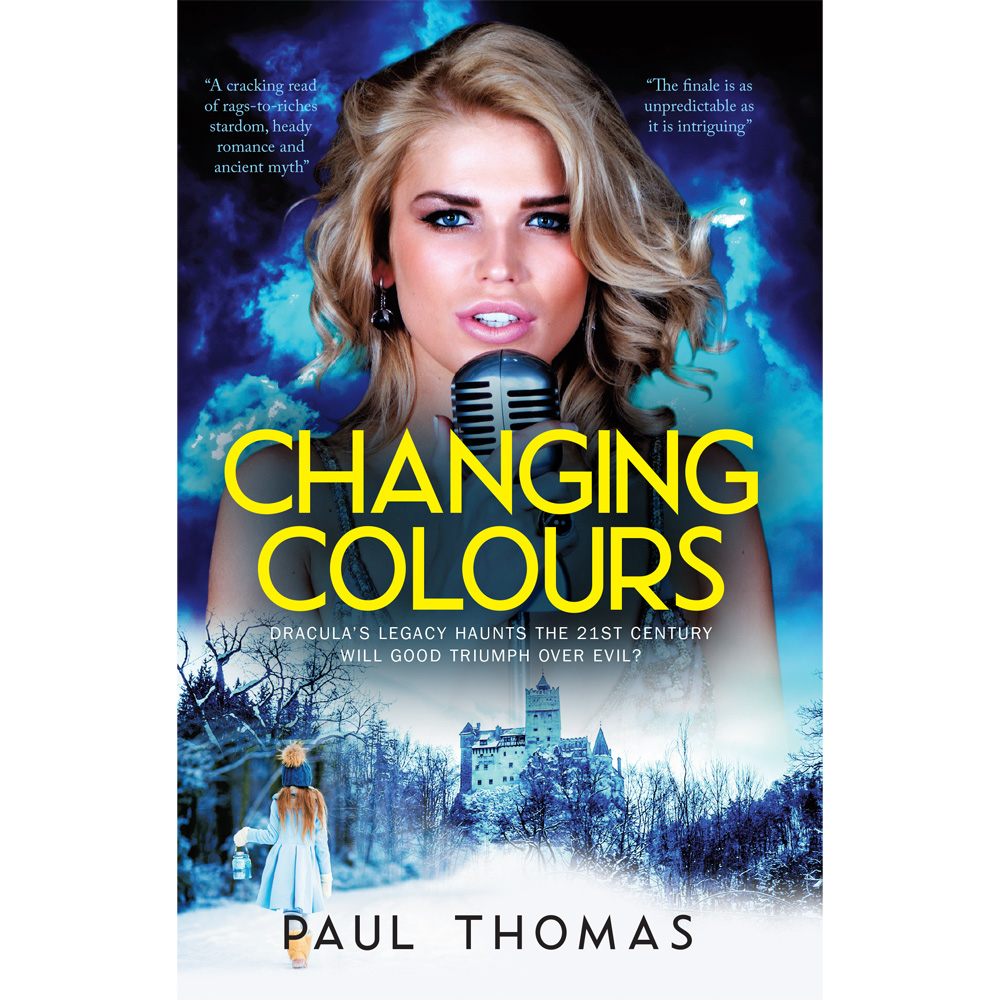 An image of Changing Colours by Paul Thomas (Paperback)