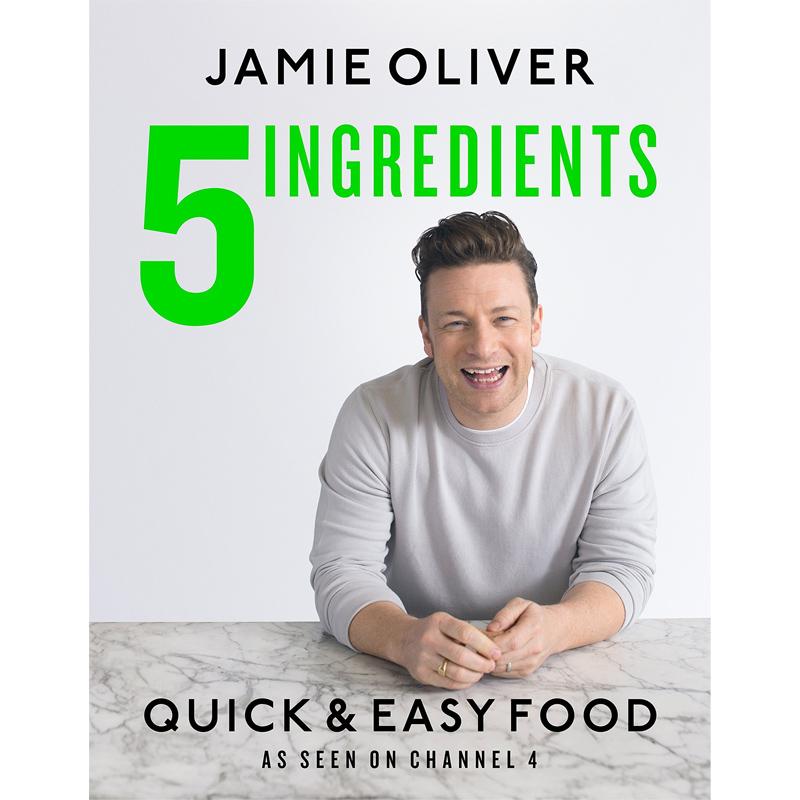 An image of 5 Ingredients by Jamie Oliver (Hardback)