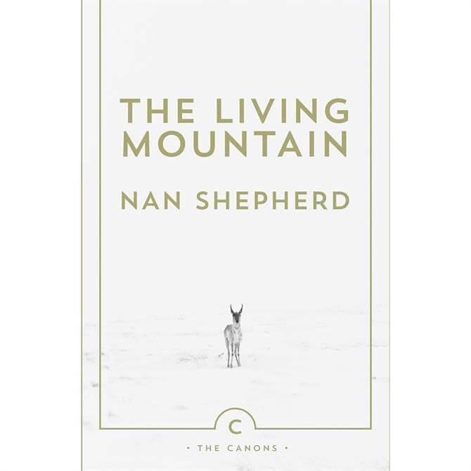 The Living Mountain By Nan Shepherd (Paperback)