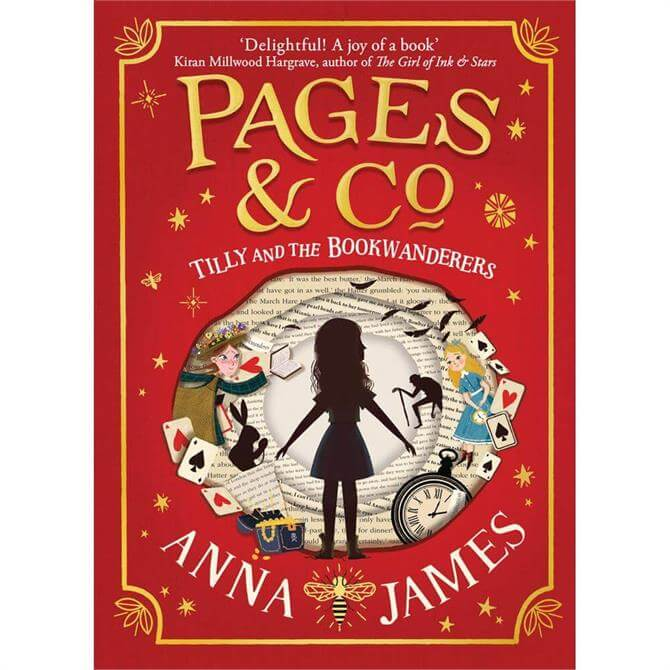 Pages & Co: Tilly and the Bookwanderers by Anna James (Hardback)