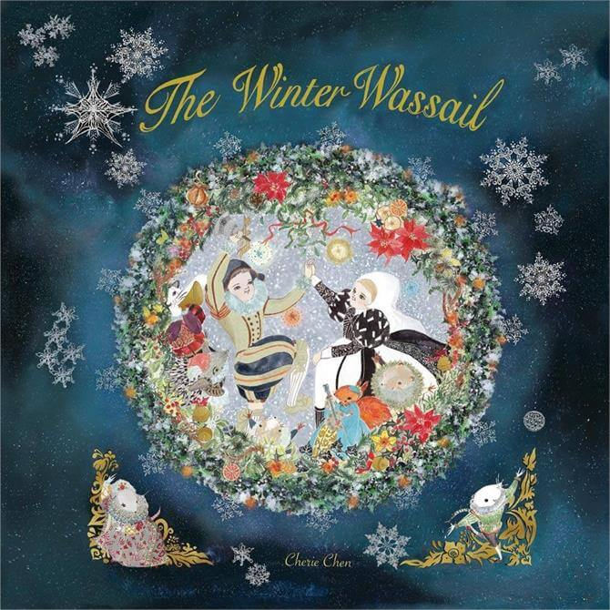 The Winter Wassail by Cherie Chen