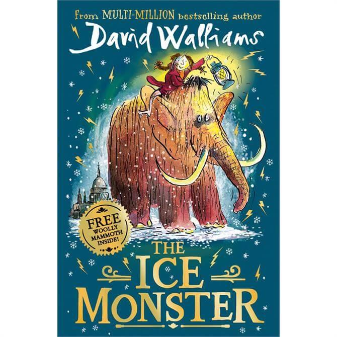 The Ice Monster by David Walliams (Hardback)